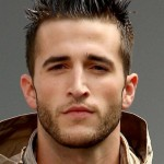 Party Hairstyle for men (6)