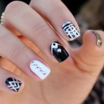 Party nails designs collection for women (15)
