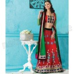 Party wear lehenga choli dress collection (3)