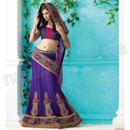Party wear lehenga choli dress collection (7)