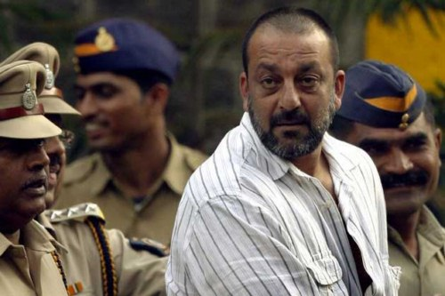 Sanjay Dutt in Pune Jail (2)