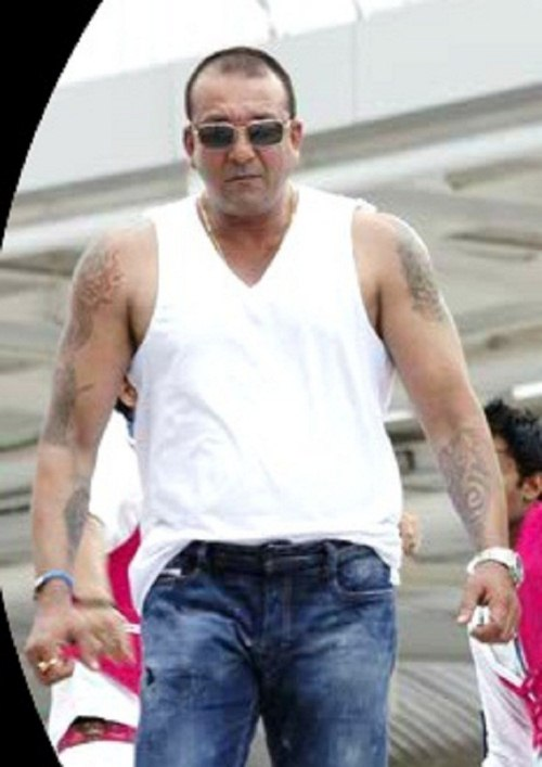 Sanjay Dutt in Pune Jail (5)