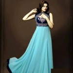 Tareez party wear lehenga collection (6)
