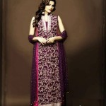Tareez party wear lehenga collection (2)