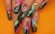 Women Stylish nails (1)