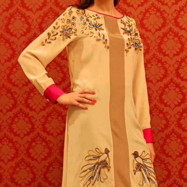 Women summer kurta collection by sufia abbas(4)
