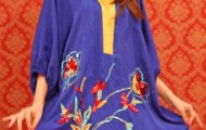 Women summer kurta collection by sufia abbas(5)