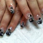 Women trendy Nails style (3)