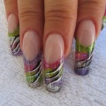 Women trendy Nails style (4)