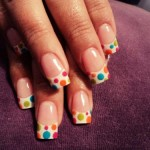 Women trendy Nails style (5)