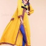 Zahra ahmad party wear collection (1)