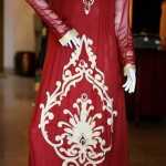 jannat nazir party wear dress collection (2)
