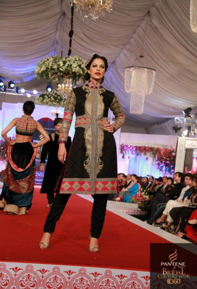 mehdi bridal dress collection for women 2013 (11)