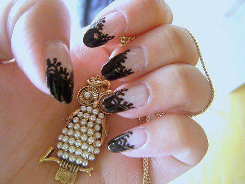 women stylish nails 2013 (1)