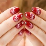 women stylish nails 2013 (5)