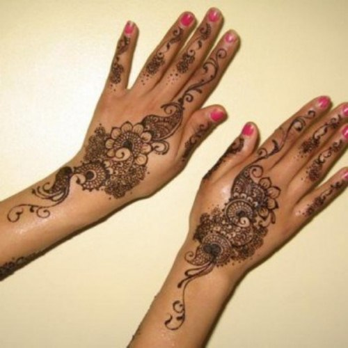 Arabic Mehndi Designs for girls 2013-2014 (9)