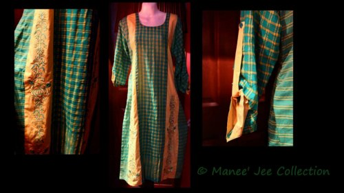 Manee Jee voguish Summer Shirts For Girls