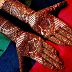 Bridal Stylish Mehndi Design (3)