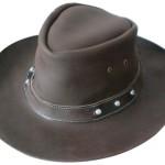 Cowboy leather hat (9)