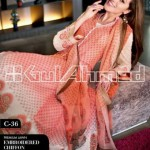 Eid Collection For Women By Gul Ahmed (2)