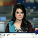 Geo News Anchor Samina Ramzan Wedding Pictures (4)