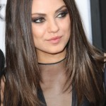 Great Look Hair style for round face shape (1)