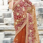 Indian Bridal digital Sarees dress
