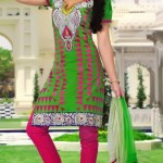 Indian Classy Churidar Suits For women 2013 (2)