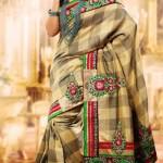 Indian women Party wear saree dress