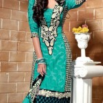 Indian beautiful and Stylish Party wear suits (6)