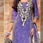 Indian beautiful and Stylish Party wear suits (8)