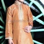 Kids Wedding Sherwani dress 2013 (1)
