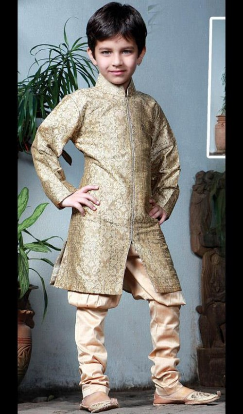 Kids Wedding Sherwani dress 2013 (5)