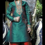Kids Wedding Sherwani dress 2013 (8)