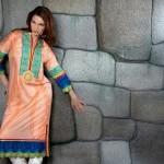 Lakhany Silk Mills Fabric Kurti collection for girls (3)
