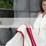 Lakhany Silk Mills Fabric Kurti collection for girls (8)