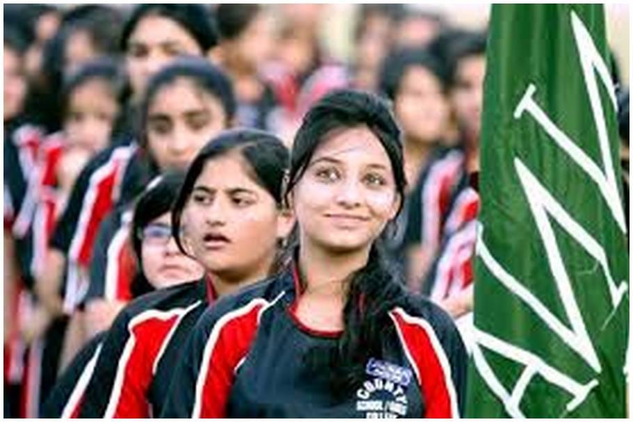 Lovely Pakistani cute school girls