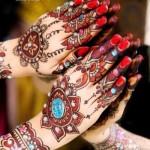 Mona's Stylish Menhdi designs for girls 2013 (9)