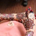 Mona's Stylish Menhdi designs for girls 2013 (2)