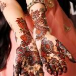 Mona's Stylish Menhdi designs for girls 2013 (7)
