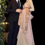 Pakistani Model Mehreen Syed Wedding With Ahmed Sheikh (2)