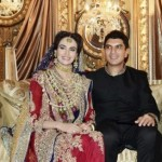 Pakistani Model Mehreen Syed Wedding With Ahmed Sheikh (4)