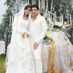 Pakistani Model Mehreen Syed Wedding With Ahmed Sheikh (8)