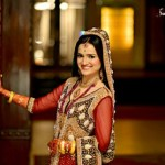 Pakistani Models wearing wedding and casual dresses (5)