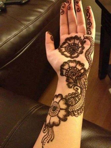 Pakistani eid mehndi designs (3)