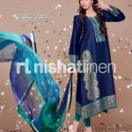 Nishat linen trendy eid collection 2013 for women
