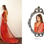 Zaheer Abbas Lawn Collection by Shariq Textile