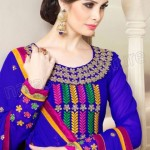 Anarkali Froak Collection 2013 For Eid By Natasha Couture