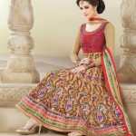 Anarkali Froak Coallection 2013 For Eid By Natasha Couture (4)