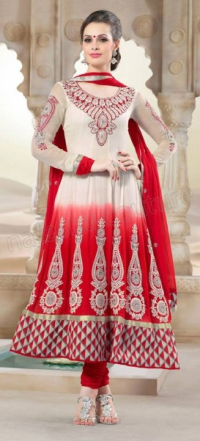 Anarkali Froak Collection 2013 For Eid By Natasha Couture (5)